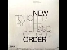 New Order - Touched By The Hand Of God (Twelve Inch Mix)