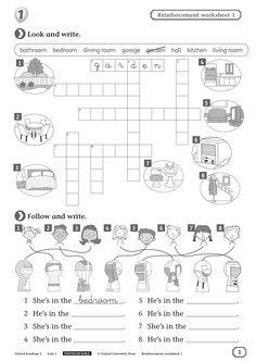 HOUSE: Worksheets