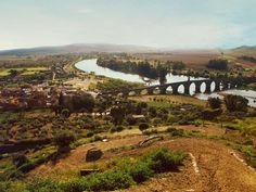 Medellin, Extremadura.  Spain.