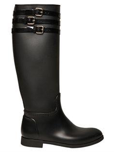 Menghi 20mm Rubber Boots on shopstyle.com