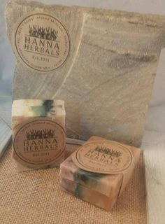 Dark Ale Soap - set of 2 bars - 2 ounce bars - Wedding Favors - Gifts for Him - Gifts for her - Guest soaps - Hand soap by HannaHerbals on Etsy