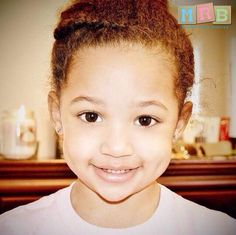 African American & Caucasian Kailynn Rose