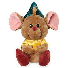Disney Animators' Collection Gus Plush - Cinderella - Mini Bean Bag - 7''