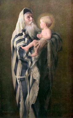 Simeon And The Christ Child
