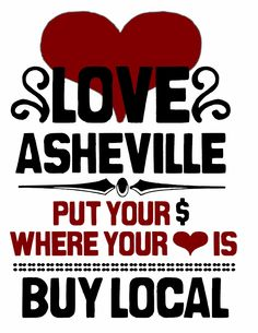 I <3 Asheville