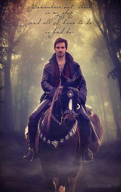 """""""Somewhere out there is my ship and all I have to do is find her."""" - Captain Hook"""