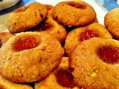 Diabetic Dessert Recipe Almond Apricot Cookie