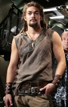 Ronon Dex - Stargate Atlantis T.V. Crush Gotta Admit. He is so...well yeah