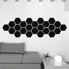 Flank Mirror Hexagon Vinyl Removable Wall Sticker Decal Home Decor Art DIY black * You can find more details by visiting the image link. (This is an affiliate link and I receive a commission for the sales) Mirror Decal, 3d Mirror Wall Stickers, Removable Wall Stickers, Wall Stickers Home Decor, Wall Stickers Murals, Wall Murals, Wall Mirror, Wall Decor, Art Vinyl