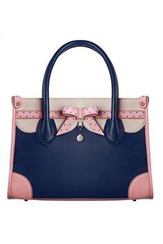 Sweet Color Block Bag