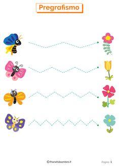 Preschool Writing, Preschool Printables, Preschool Worksheets, Kindergarten Addition Worksheets, Handwriting Activities, Kids Learning Activities, Working With Children, Baby Crafts, Diy For Kids