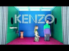 KENZO Fall-Winter 2014 Campaign by TOILETPAPER