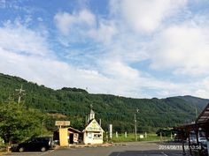 20140811 at 農楽園 – View on Path.