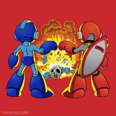 Epic Robro Fist By Coinbox Tees, today at The Yetee! Anime Couples Manga, Cute Anime Couples, Anime Girls, Dino Crisis, Mega Man, Devil May Cry, Resident Evil, Proto Man, Akira
