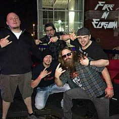 Featured Band Oct 12th: Fire In Elysium