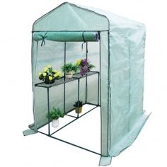 Walk-In Green House TJ Hughes price £34.99