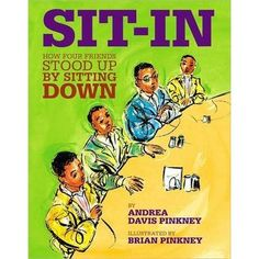 It was February 1, 1960.They didn't need menus. Their order was simple.A doughnut and coffee, with cream on the side.This picture book is...