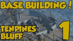 Fallout 4 Settlements - Building Tenpines Bluff - Episode 1