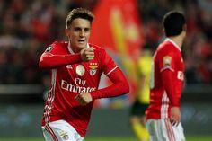 Franco Cervi chegou esta época ao Benfica e já marcou em todas as provas.