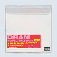 DRAM returns with surprise EP Thats a Girls Name: Stream Album Streams Best Rap Music Best Rap Songs Hip-Hop Hip-Hop Albums Hip-Hop Music Hip-Hop Music Songs Hip-Hop News Hottest New Hip-Hop Latest Hip-Hop Songs Music News Music Releases New EP New Music New Music Releases New Rap Albums New Song Releases News R&B Rap Rap Music News Surprise EP DRAM EP girls Returns Stream surprise  Grammy-nominated R&B singer DRAM returns as we speak with a shock EP Thats a Womans Title which now you can…