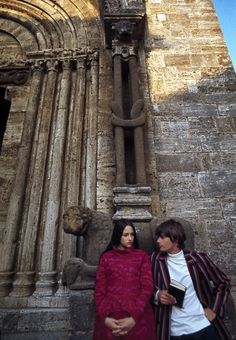 Olivia Hussey and Leonard Whiting (Romeo&Juliet)