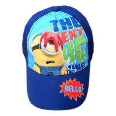 The Next Big Thing Navy Minions Baseball Cap
