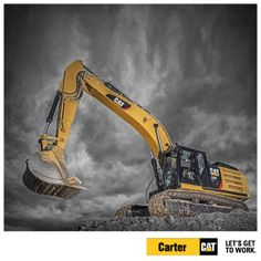 Before machines like the Cat 336E Hydraulic Excavator can make their mark on the jobsite, it takes a team of tenacious professionals to help make it happen. Supporting our customers and sales representatives alike requires approachable, dedicated employees.