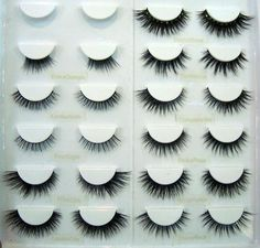 2653ab4d654 fuckyeahmakeupandbeauty: Velourlashes.com incredible mink lashes that are  cruelty free. We love them