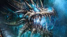 WoW Dragon Wallpaper 3 by slimebuck on deviantART