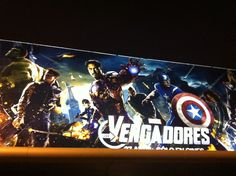 Avengers!!! awesome!!! Avengers, Broadway Shows, Cinema, Awesome, Movies, The Avengers, Movie Theater