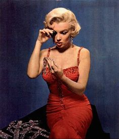 Marilyn Monroe in Gentlemen Prefer Blondes