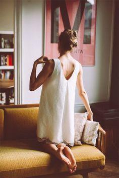 La collection civile 2016 de Lorafolk | Modèle : Robe Andie | Photographe : Laurence Revol | Donne-moi ta main - Blog mariage