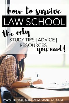 Learn how to pass law school with these law school study tips and advice for surviving law school. Get real advice on how to pass law school.