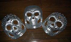 DIY Skulls