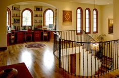 Not Gothic, but victorian with gorgeous interior