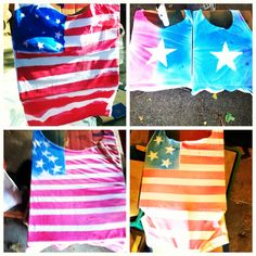 Forth of July tanks