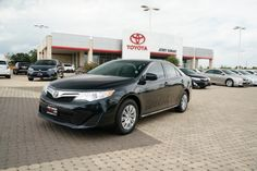 2014 Toyota Camry LE #Toyota #Camry #Sedan #ForSale #New | #Granbury #Weatherford #FortWorth #Cleburne #Abilene #JerryDurant