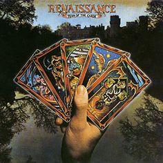 RenaissanceTurn Of The Cards album cover