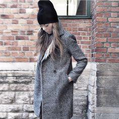 Maria Karlberg High Neck Dress, Coat, Jackets, Dresses, Fashion, Turtleneck Dress, Down Jackets, Vestidos, Moda