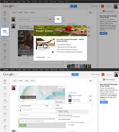 Google+ introduces Events feature! The + of Google over fb is it's content richness and module to go viral!