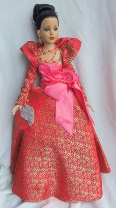 """MY SPECIAL EVENING 18"""" Kitty Collier Doll in Box Robert Tonner  