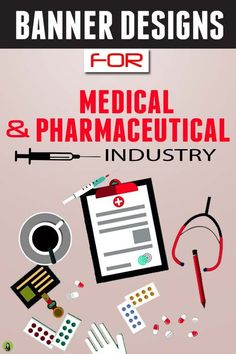 Banner Design - Medical and Pharmaceutical Industry