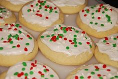 Lofthouse Cookie Recipe