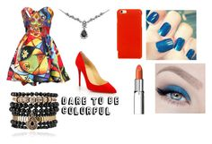 """""""Dare To Be Colorful"""" by sweet-lemonade-348 on Polyvore"""