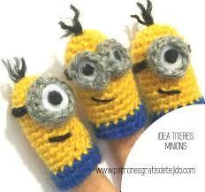 Resultado de imagen para marionetas para mano amigurumi