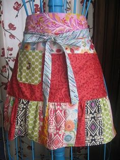Maureen Cracknell Handmade: Personalized Aprons : :