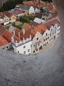 Slavonice-perla české renesance