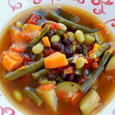 Turbo-Charged Weight-Loss Soup Diet Recipe