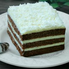 Yummy Recipes, Vanilla Cake, Mousse, Diy And Crafts, Deserts, Sweets, Food Ideas, Happy, Kitchen