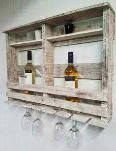pallet wine rack ideas